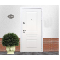 Белые двери Император (15)