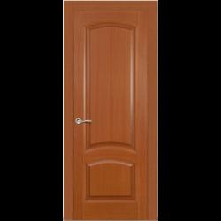 Межкомнатная дверь Александрит глухая темный анегри