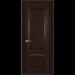 Межкомнатная дверь Александрит глухая Венге