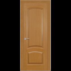 Межкомнатная дверь Александрит глухая светлый анегри