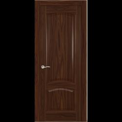 Межкомнатная дверь Александрит глухая американский орех
